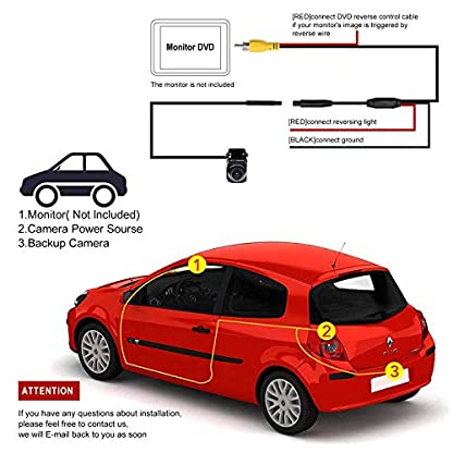 Auto-Rckfahrkamera-Farbkamera-Einparkkamera-Nachtsicht-und-fr-Rckfahrsystem-Einparkhilfe-Wasserdicht-Stofest-fr-MB-V-Class-W639-VitoViano-Valente