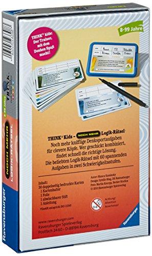 Ravensburger-23308-Think-Kids-Noch-mehr-Logik-Rtsel-Mitbringspiel