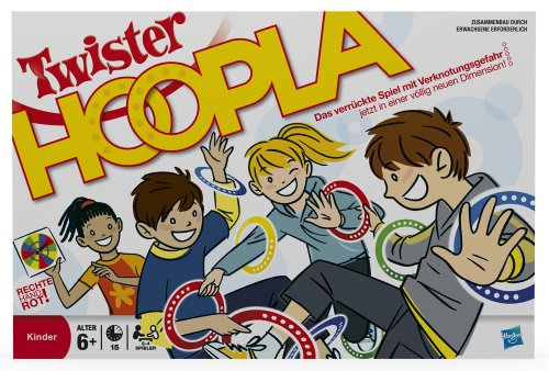 Hasbro-16964100-Twister-Hoopla