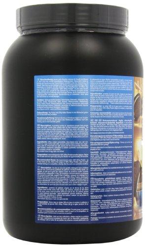 IronMaxx 100% Whey Protein / Eiweißshake-Pulver mit 100% Whey Konzentrat / Proteinpulver Cookies und Cream Geschmack / 1 x 900 g Dose