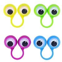 STOBOK-12-stcke-Augen-Fingerring-Puppet-Augpfel-Spielzeug-Auge-Monster-Lustiges-Spielzeug-fr-Kinder-Party-Favor-Zufllige-Farbe