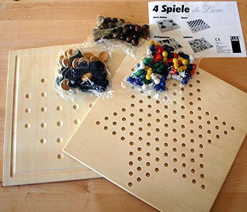 Peri-Spielesammlung-aus-Holz-4-Spiele-Dame-Solitaire-Halma-Backgammon