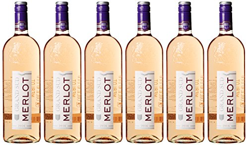 Grand-Sud-Merlot-Rose-Trocken-6-x-1-l