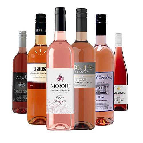 Rosewein-Alkoholfrei-Probierpaket