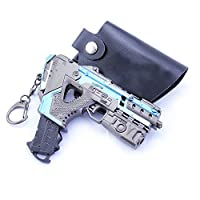 HHJBB-APEX-Legends-Games-16-Metall-Alternator-Lichtmaschine-Maschinenpistole-Schlsselbund-Modell-Action-Figure-Kunst-Spielzeug-Sammlung-Geschenk