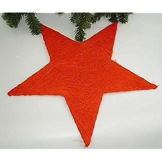 MEGA-Weihnachtsstern-orange-45-cm-Sisal-Weihnachten-Blickfangdeko-Fensterhnger-zum-verarbeiten-tolle-Weihnachtsdeko-5160