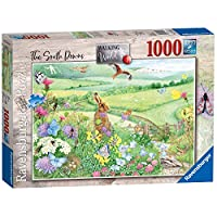 Ravensburger-Walking-World-No1-South-Downs-Puzzle-1000-Teile
