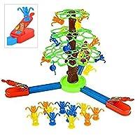 NEU-Jumping-Monkeys-Geniales-Katapult-Aktionsspiel-Affen-Spiel-Schleuder-Affenspiel-Familienspiel-Gesellschaftsspiel-Partyspiel-Geschicklichkeitsspiel-mit-hohem-Spafaktor