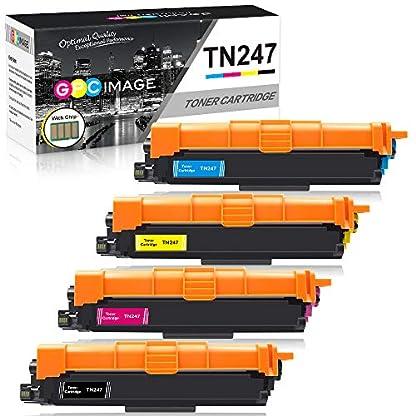 GPC-Image-Kompatibel-Toner-Ersatz-fr-Brother-TN247-TN243