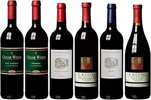 Wein-Probierpaket-Amerika-trocken-6-x-075-l