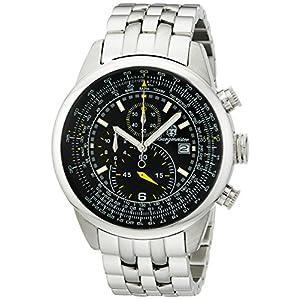 Burgmeister-Armbanduhr-fr-Herren-mit-Analog-Anzeige-Quarz-Uhr-mit-Edelstahl-Armband-Wasserdichte-Herrenarmbanduhr-mit-zeitlosem-schickem-Design-klassische-Uhr-fr-Mnner-BM505-121-Melbourne