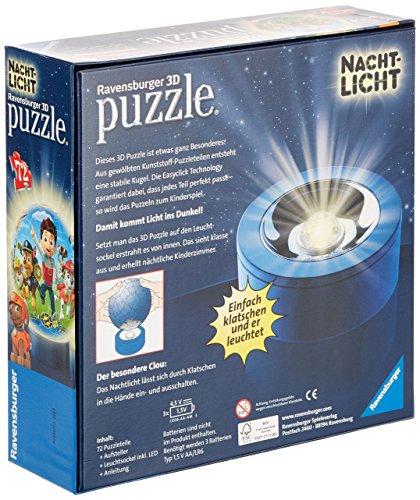 Ravensburger-11842-Paw-Patrol-Nachtlicht-72-Teile-Puzzleball
