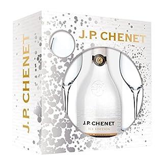 JP-Chenet-Ice-Edition-Wei-Halbtrocken-Geschenkset-mit-2-Glsern-1-x-075-l