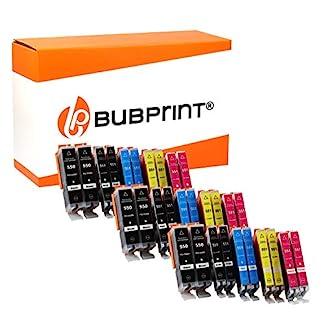 Bubprint-30-Druckerpatronen-kompatibel-fr-Canon-PGI-550-XL-550XL-BK-CLI-551-551XL-fr-Pixma-IP7250-IP8750-IX6850-MG6450-MG7550-MX920-MX925-Multipack