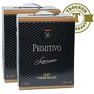 2-x-Rotwein-BiB-Italien-Primitivo-Puglia-IGT-Soprano-trocken-2x5L