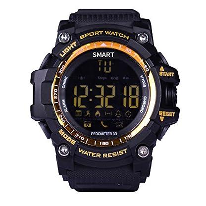 Berrose-Smartwatch-Multifunktions-Wasserdichte-Smart-Watch-Bluetooth-Uhr-Health-Mate-fr-Android-iOS