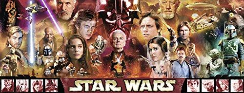 Ravensburger-15067-Star-Wars-Legenden-Puzzle-1000-teilig-Panorama