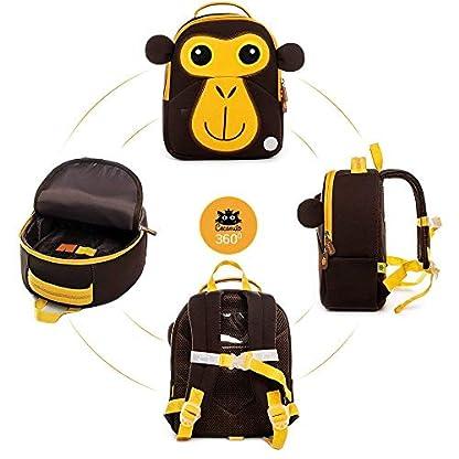 Kindergarten-Kinder-RucksackKinder-RucksackKleinkind-RucksackKindergartentascheKindergarten-RucksackBaby-BackpackMini-Schultasche-fr-2-5-Jahre-Mdchen-Junge