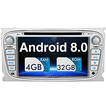 Pumpkin-Autoradio-Moniceiver-fr-BMW-3er-E46-mit-GPS-Navi-TF-Karte-Untersttzt-Bluetooth-USB-CD-DVD-Android-Auto-MicroSD-Aux-Lenkradfernbedienung-Rckfahrkamera-1-Din-7-Zoll-Bildschirm