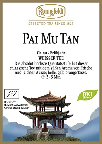 Ronnefeldt-Pai-Mu-Tan-Bio-Weisser-Tee