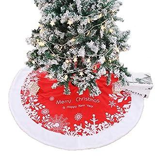 Whiie891203-Weihnachtsdeko122cm-Frohe-Weihnachtsbaum-Rock-Schrze-Rock-Carpet-Boden-Matte-Weihnachtsbaum-Decke-Deko-Christbaumstnder-Boden-Home-Hotel-Party-Dekorationen-Ornamente