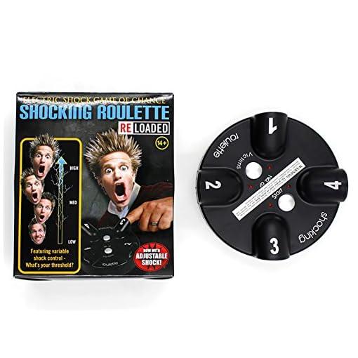 Die-Cogs-of-Fate-Elektroschock-Shot-Shocking-Roulette-Shots-Reloaded-Schock-Spiel-Trinkspiel-Fun-Party-Game