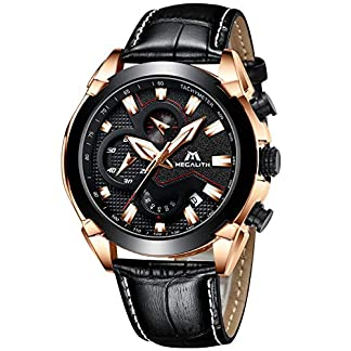 Herren-Uhren-Mnner-Militr-Chronographen-Wasserdicht-Sport-Gro-Schwarz-Lederband-Armbanduhr-Mann-Business-Analoge-Leuchtende-Kalender-Analoge-Uhr