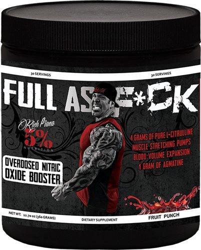Full As F*CK – 360g – Fruit Punch