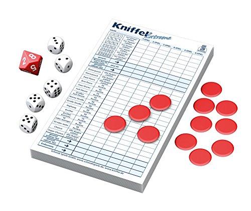 Schmidt-Spiele-51296-Kniffel-Extreme-Bring-mich-mit-Spiel-in-Metalldose