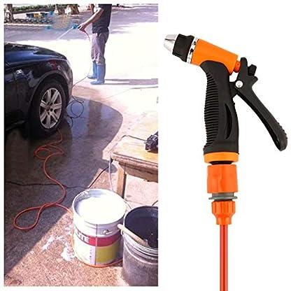 Tragbare-Hochdruck-Auto-Reinigung-Kit-70W-130PSI-12V-langlebig-komplette-DIY-Auto-Waschen-Tools-Set-Wassersparen-Orange-Schwarz