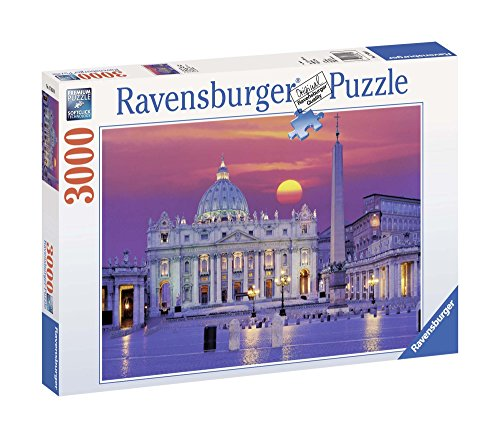 Ravensburger-17034-Rom-Peterskirche-3000-Teile-Puzzle