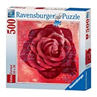 Ravensburger-15213-Rote-Rose-500-Teile-Puzzle
