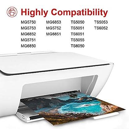 Uniwork-Druckerpatronen-Kompatibel-fr-Canon-PGI-570XL-CLI-571XL