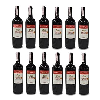 12x-Imiglykos-Naousa-Rotwein-lieblich-Tsantali-je-750ml115-2-Probier-Sachets-Olivenl-aus-Kreta-a-10-ml-griechischer-roter-Wein-Rotwein-Griechenland-Wein-Set