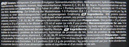 Isostar Powerplay High Protein 90 Neutral 750g, 1er Pack (1 x 750 g)