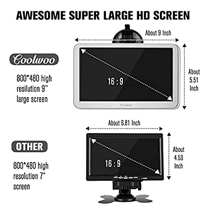 9-TFT-LCD-Kfz-Monitor-8-IR-Rckfahrkamera-mit-Nachtsicht-175–Winkel-IP68-20m-Anschlusskabel-Fr-LKWWohnmobilBusAnhnger-12-32-Volt-9-Monitor-Rckfahrkamerax-2-Set
