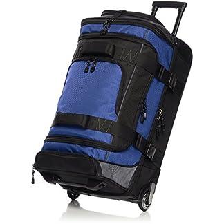 AmazonBasics-Duffel-Reisetasche-mit-Rollen-Ripstop