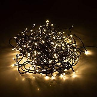 Lichterkette-mit-240-LEDs-18m-Warmwei-IP44-Weihnachtsbeleuchtung-Innen-und-Auen-Garten-Deko-Gesamtlnge-ca-21m