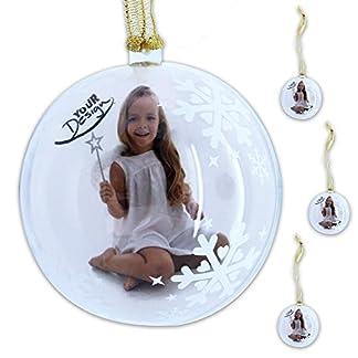 WOP-ART-4er-Set-Christbaumkugel-Fotokugel-Snowflake-schmcken-Sie-die-Kugel-mit-ihrem-Lieblingsfoto