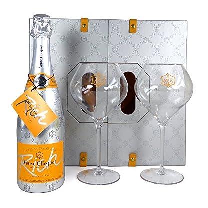 Veuve-Clicquot-RICH-Champagner-Geschenkbox-mit-zwei-Glsern-Ein-Luxus-Geschenk-Fr-Die-Frau-Freundin-Verlobung-Zum-Geburtstag-Hochzeit-Valentinstag-Muttertag