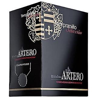 Rotwein-Spanien-Bag-in-Box-Tempranillo-Artero-50-VERSANDKOSTENFREI