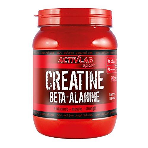 Activlab Creatine + Beta-Alanine, Grapefruit, 300 g