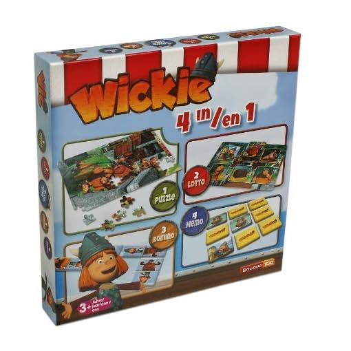 Studio-100-MEVI00000250-Wickie-und-die-starken-Mnner-4-in-1-Spielebox