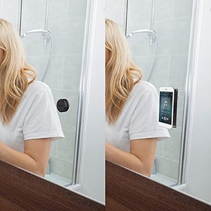 AUKEY-Handyhalterung-Auto-Magnet-2-Stcke-Armaturenbrett-Kfz-Handyhalter-fr-iPhone-7-Plus-76-Samsung-Note-8-S8-Echo-Dot-usw-Schwarz