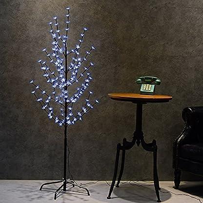 VINGO-LED-Kirschbltenbaum-Sakura-Baum-Weihnachtsdeko-Hohe-Qualitt-Innen-und-Auen-fr-Innen-und-Auen-Beleuchtung-Deko