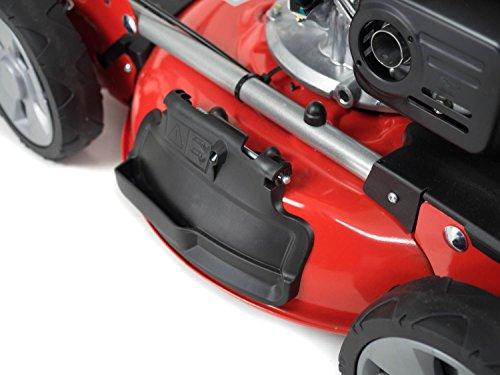 Benzin-Seitenauswurf-Mulchmher-HR48-mit-Honda-Motor-Radantrieb