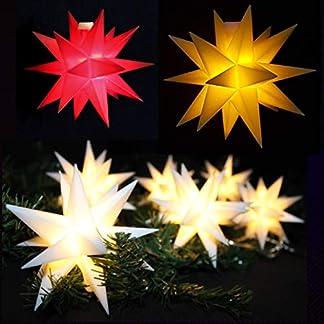 Weihnachtsstern-Lichterkette-6-Sterne-115cm-LED-mit-Timer-und-Batterie-Innenstern-3D-Adventsstern-Stern-Leuchtstern