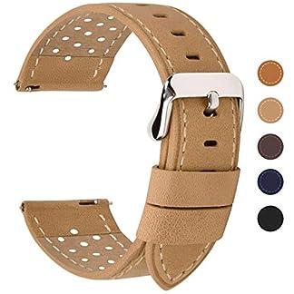 Fullmosa-6-Farben-fr-Uhrenarmband-mit-Schnellverschluss-Breeze-Serie-Leder-Ersatzband-geeignet-fr-Armbanduhr-HerrenDamen-18mm-20mm-22mm-24mm