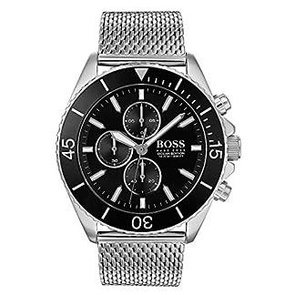 Boss-Herren-Uhren-Analog-Quarz-Edelstahl-32005885