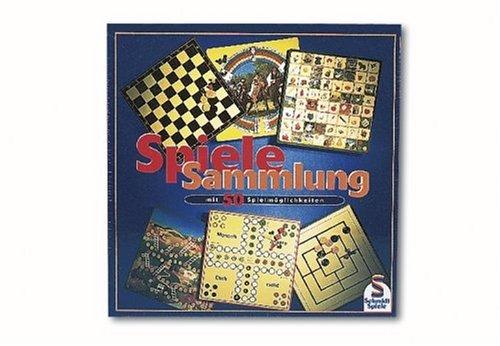 Schmidt-49112-Spielesammlung-mit-50-Spielen